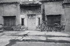 Παλαιό σπίτι στο Ιράκ Στοκ φωτογραφία με δικαίωμα ελεύθερης χρήσης