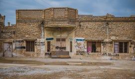 Παλαιό σπίτι στο Ιράκ Στοκ Εικόνες
