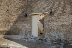 Παλαιό σπίτι στο Ιράκ Στοκ εικόνες με δικαίωμα ελεύθερης χρήσης