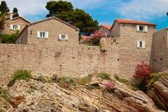 Παλαιό σπίτι στο Μαυροβούνιο Στοκ Εικόνες