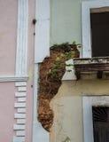 Παλαιό σπίτι του San Juan Στοκ εικόνα με δικαίωμα ελεύθερης χρήσης