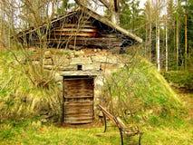 Παλαιό σπίτι Στοκ εικόνες με δικαίωμα ελεύθερης χρήσης