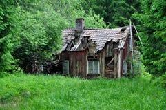 Παλαιό σπίτι Στοκ εικόνα με δικαίωμα ελεύθερης χρήσης
