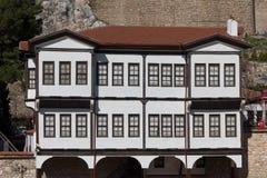 Παλαιό σπίτι Amasya Στοκ Φωτογραφία