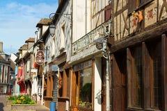 Παλαιό στο κέντρο της πόλης Beauvais Στοκ Εικόνα