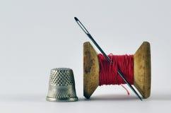 Παλαιό στροφίο του νήματος Στοκ φωτογραφία με δικαίωμα ελεύθερης χρήσης