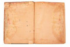 Παλαιό συνδεδεμένο έγγραφο Στοκ Φωτογραφίες