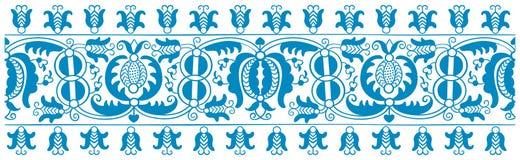 Παλαιό σχέδιο κεντητικής Στοκ εικόνα με δικαίωμα ελεύθερης χρήσης