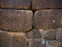 Παλαιό σχέδιο τούβλου άμμου τοίχων Στοκ Εικόνες
