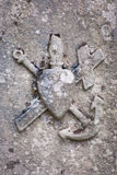 Παλαιό σύμβολο Στοκ φωτογραφία με δικαίωμα ελεύθερης χρήσης