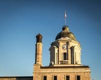 Παλαιό ταχυδρομείο Κεμπέκ Στοκ Εικόνα