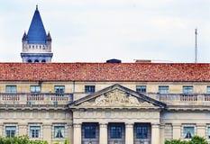 Παλαιό ταχυδρομείο Washington DC υπουργείου Εμπορίου Στοκ Φωτογραφίες