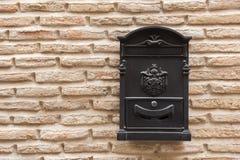 Παλαιό ταχυδρομικό κουτί Στοκ εικόνα με δικαίωμα ελεύθερης χρήσης