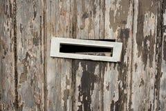 Παλαιό ταχυδρομικό κουτί Στοκ φωτογραφίες με δικαίωμα ελεύθερης χρήσης