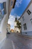 παλαιό Ταλίν Στοκ φωτογραφία με δικαίωμα ελεύθερης χρήσης
