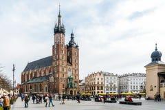 Παλαιό τετράγωνο αγοράς Στοκ φωτογραφίες με δικαίωμα ελεύθερης χρήσης