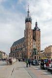 Παλαιό τετράγωνο αγοράς Στοκ εικόνα με δικαίωμα ελεύθερης χρήσης