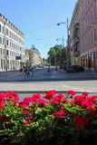 Παλαιό τετράγωνο πόλεων και αγοράς στην Πολωνία, Ευρώπη, WROCLAW, ΠΟΛΩΝΊΑ - 12 09 2016 Στοκ φωτογραφία με δικαίωμα ελεύθερης χρήσης