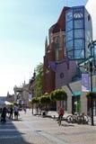 Παλαιό τετράγωνο πόλεων και αγοράς στην Πολωνία, Ευρώπη, WROCLAW, ΠΟΛΩΝΊΑ - 12 09 2016 Στοκ Εικόνες