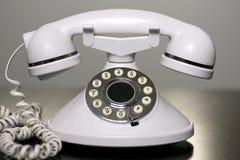 Παλαιό τηλέφωνο ύφους Στοκ Εικόνες