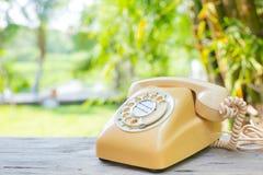 παλαιό τηλέφωνο ύφους Στοκ Φωτογραφίες