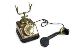 παλαιό τηλέφωνο Στοκ Φωτογραφία