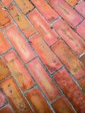 Παλαιό τούβλο Reck Στοκ φωτογραφία με δικαίωμα ελεύθερης χρήσης