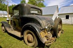 Παλαιό το 1931 Chevrolet Coupe Στοκ φωτογραφία με δικαίωμα ελεύθερης χρήσης
