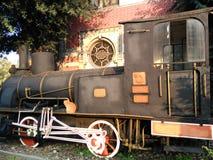 Παλαιό τραίνο, Ä°stanbul, σταθμός τρένου Sirkeci στοκ εικόνα με δικαίωμα ελεύθερης χρήσης