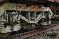 παλαιό τραμ Στοκ φωτογραφίες με δικαίωμα ελεύθερης χρήσης
