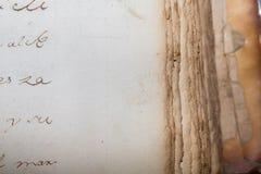 Παλαιό υπόβαθρο βιβλίων Στοκ φωτογραφία με δικαίωμα ελεύθερης χρήσης