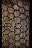 Παλαιό υπόβαθρο σύστασης πινάκων γεφυρών σανίδων συνδεμένο με καλώδιο ξύλο Αναδρομική εκλεκτής ποιότητας φωτογραφία με τη χρήση τ Στοκ Εικόνες