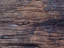 Παλαιό υπόβαθρο σύστασης ρωγμών ξύλινο Στοκ φωτογραφία με δικαίωμα ελεύθερης χρήσης