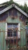 παλαιό υπόστεγο στοκ φωτογραφία με δικαίωμα ελεύθερης χρήσης
