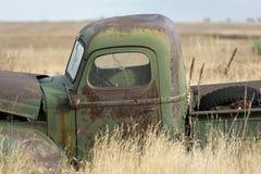 Παλαιό φορτηγό Στοκ Εικόνες