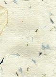 Παλαιό χειροποίητο έγγραφο Στοκ Εικόνες