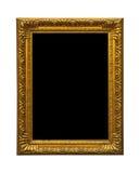 Παλαιό χρυσό παλαιό πλαίσιο εικόνων Στοκ Εικόνα