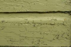 Παλαιό χρωματισμένο ξύλινο χαρτόνι Στοκ εικόνα με δικαίωμα ελεύθερης χρήσης
