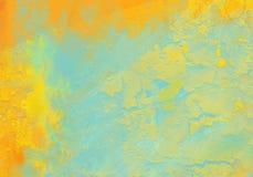 παλαιό χρώμα ανασκόπησης Διανυσματική απεικόνιση
