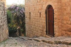 Παλαιό χωριό στοκ εικόνες