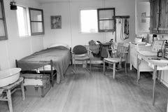 Παλαιό δωμάτιο κάουμποϋ Στοκ Εικόνα