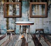 Παλαιό δωμάτιο Στοκ Εικόνα