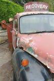 παλαιό όχημα αποκατάστασης Στοκ Εικόνες