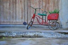 παλαιό ύφος ποδηλάτων Στοκ φωτογραφία με δικαίωμα ελεύθερης χρήσης