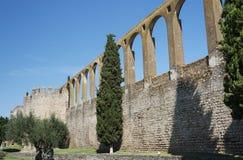 Παλαιό aquaduct Evora Στοκ εικόνα με δικαίωμα ελεύθερης χρήσης