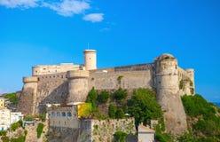 Παλαιό aragonese-Angevine Castle σε Gaeta, Ιταλία Στοκ Εικόνες