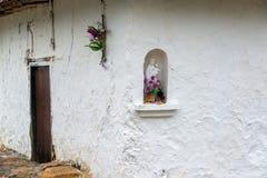 Παλαιό Architecure σε Guane, Κολομβία Στοκ φωτογραφίες με δικαίωμα ελεύθερης χρήσης