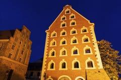 Παλαιό architecutre του Τορούν Στοκ φωτογραφίες με δικαίωμα ελεύθερης χρήσης