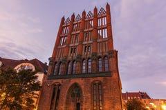 Παλαιό architecutre Szczecin Στοκ φωτογραφίες με δικαίωμα ελεύθερης χρήσης