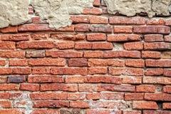 Παλαιό brickwall Στοκ εικόνα με δικαίωμα ελεύθερης χρήσης